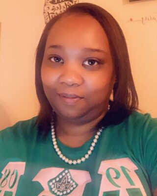 Today is going to be a great day!!!! Congrats to President @joebiden and to my Soror Vice President @kamalaharris 💚💕 #anewday #MakingAmericaGreatAgain