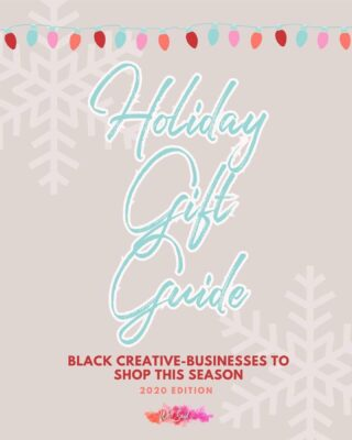 I'm so excited to share my girl @shanelltyus holiday gift guide. There is literally something in there for everyone on your list. Go check it out now. 👇🏾 Repost from @shanelltyus • Buy 🛍 BLACK 🛍 WOMEN-OWNED 🛍 INDEPENDENT (Cuz ain't nothin' small about your business, sis😌) #CREATIVITYTUESDAY Is your inbox as lit as mine with Black Friday sales and ads? GOOD! Did you know there were 804,398 new businesses started in 2020?! Yes. Even in this