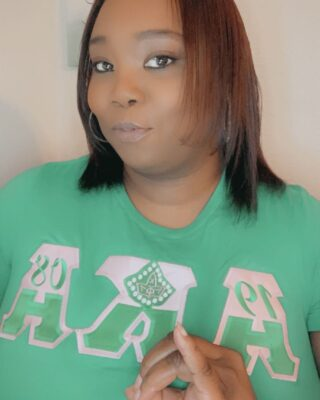 Happy Founder's Day to all my Sorors. The first and finest ladies on this planet 💚💕💚💕 #AKA #firstandfinest